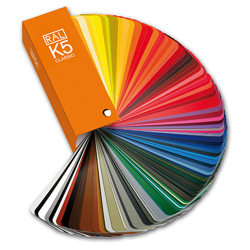 Powder Coated | RAL K5 Classic Color on request| + 145,00 €