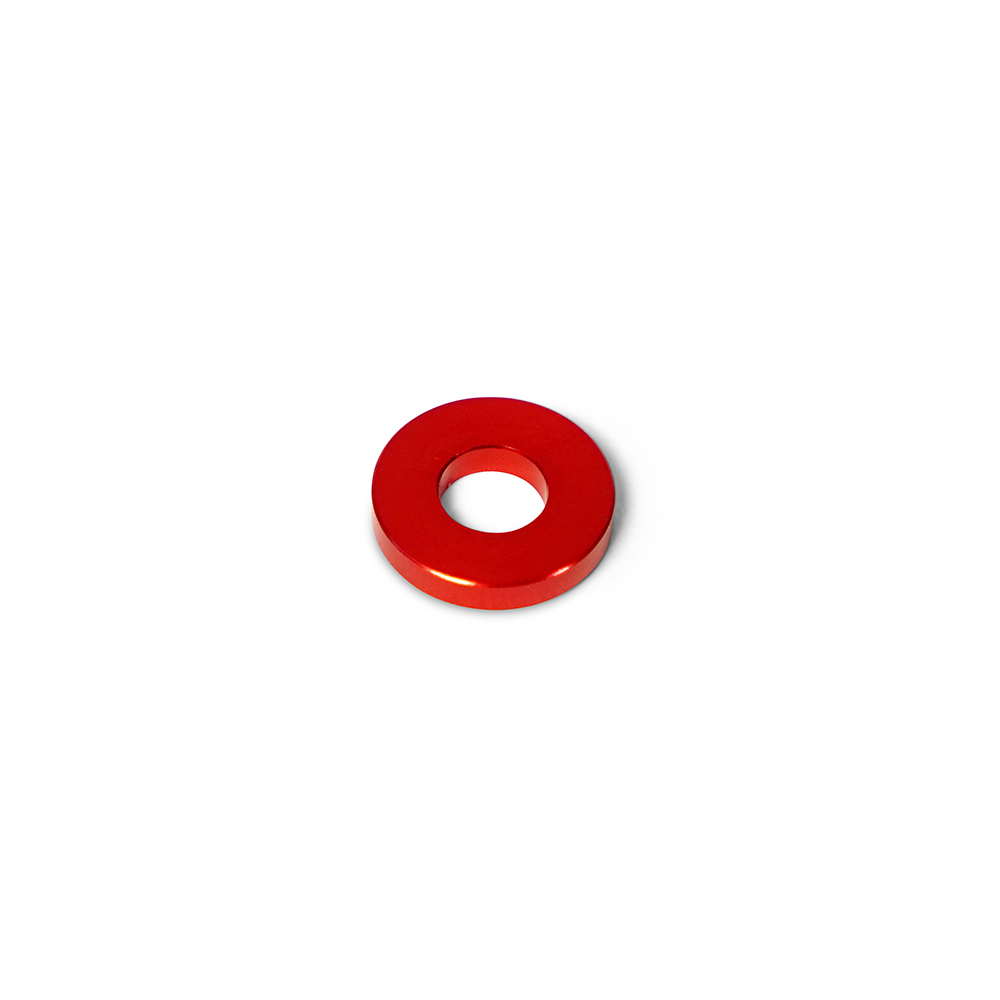 Red Washer M6 2,5