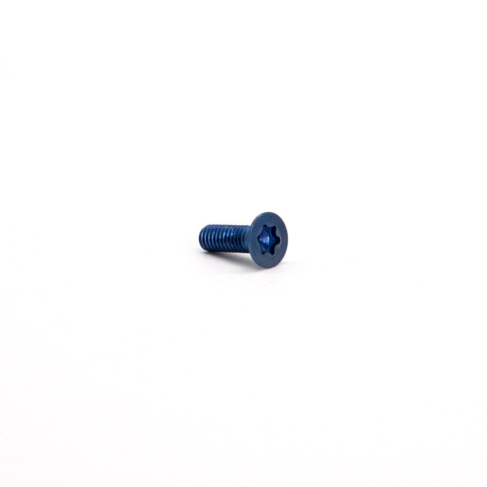 Ti Bolt M4x12 T25 – Blue