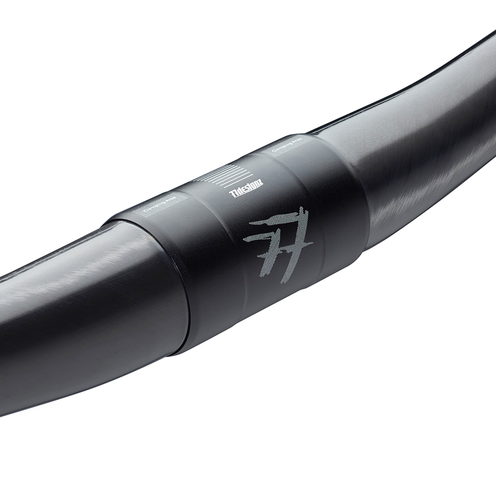Handle Bar Carbon 35  - Rise: 27.5