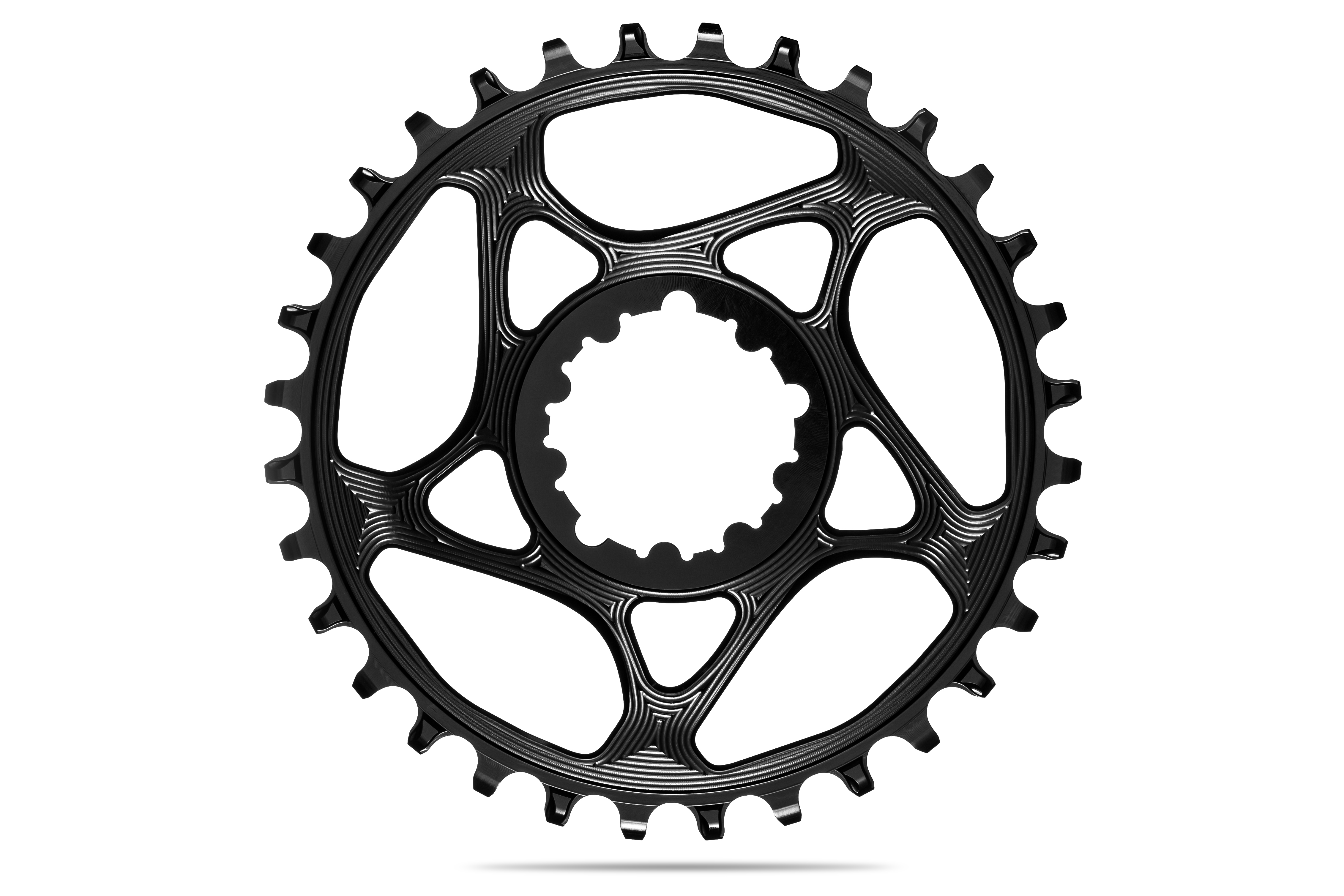 ROUND BOOST N/W CHAINRING FOR SRAM