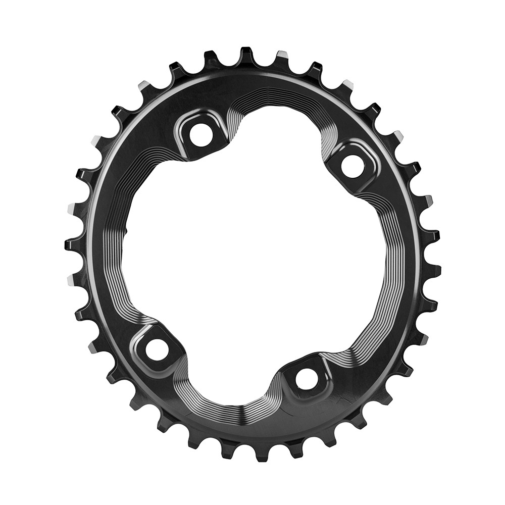 OVAL CHAINRING FOR SHIMANO 96BCD XT M8000 / SLX M7000 N/W